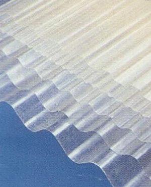 Golfplaat Polyester-0