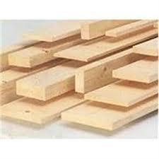 Bouwhout en houten bouwmaterialen