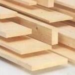 Plank 18 x 195 mm Vuren blank geschaafd-0