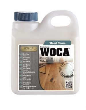WOCA triptrap onderhoudsolie wit Nijdam klus en Tuin