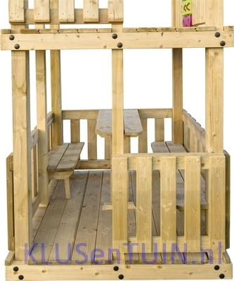 picknickset hekwerk speeltoestel woodvision nijdam groningen