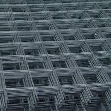 Gaaspaneel Gegalvaniseerd maas wijdte 100 x 100 mm -- draad dikte 5 mm-0