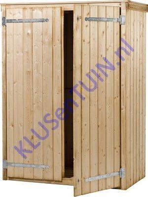 11516 tuinkast zonnebloem woodvision nijdam groningen