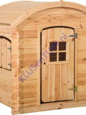 12665 kinderen speelhuisje wende woodvision nijdam groningen