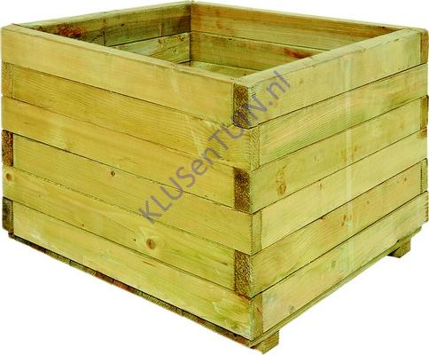 636347 tuin bloembak vierkant 60 woodvision nijdam groningen