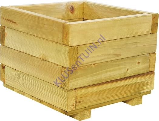 636363 tuin bloembak vierkant 40 woodvision nijdam groningen
