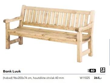Bank Luuk -2818
