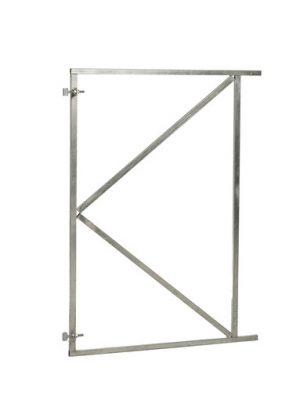 Stalen tuindeur - hek / poort frame-0