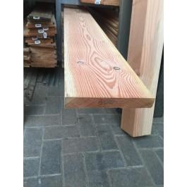 Plank Douglas 28 x 245 mm geschaafd / fijnbezaagd -0
