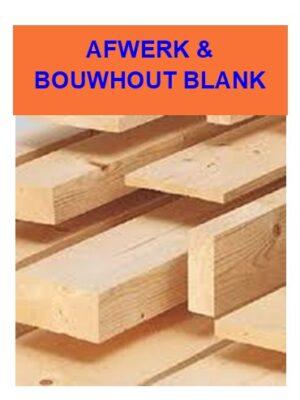 Afwerk & Bouwhout